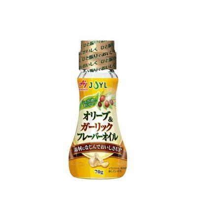 AJINOMOTO オリーブ&ガーリック フレーバーオイル 70g瓶