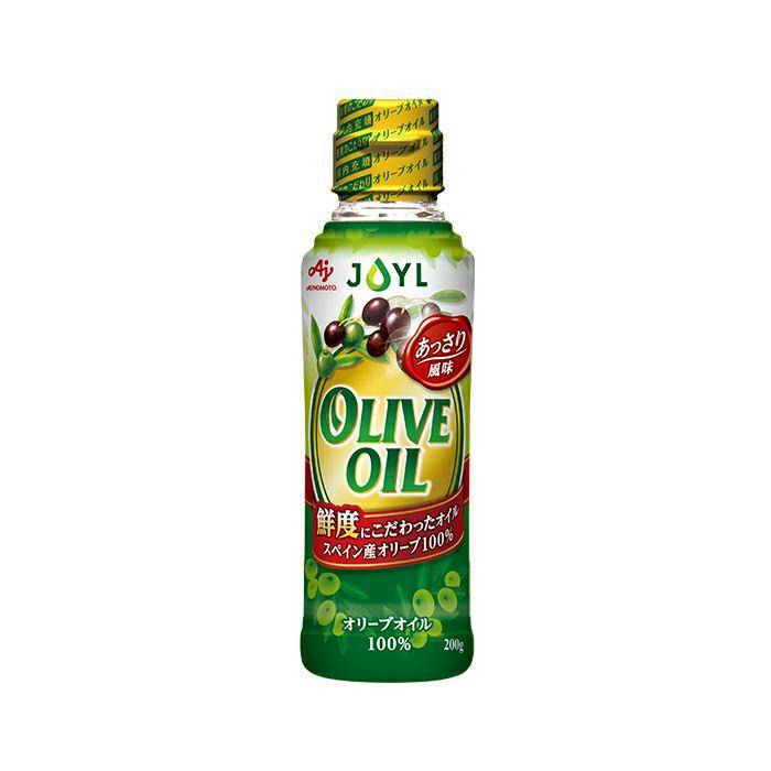 「AJINOMOTO オリーブオイル」 200g瓶
