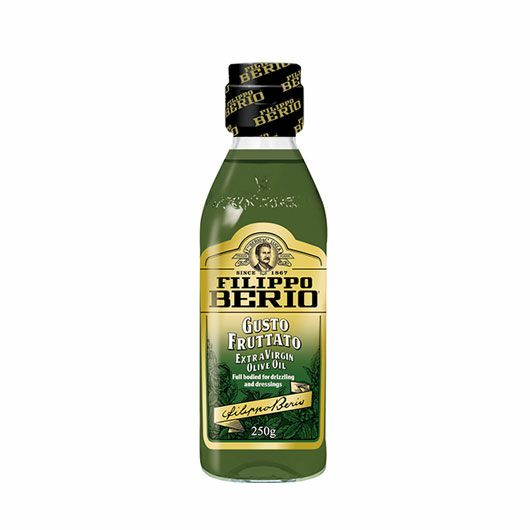 FILIPPO BERIO EVオリーブオイル グストフルッタート 250g瓶