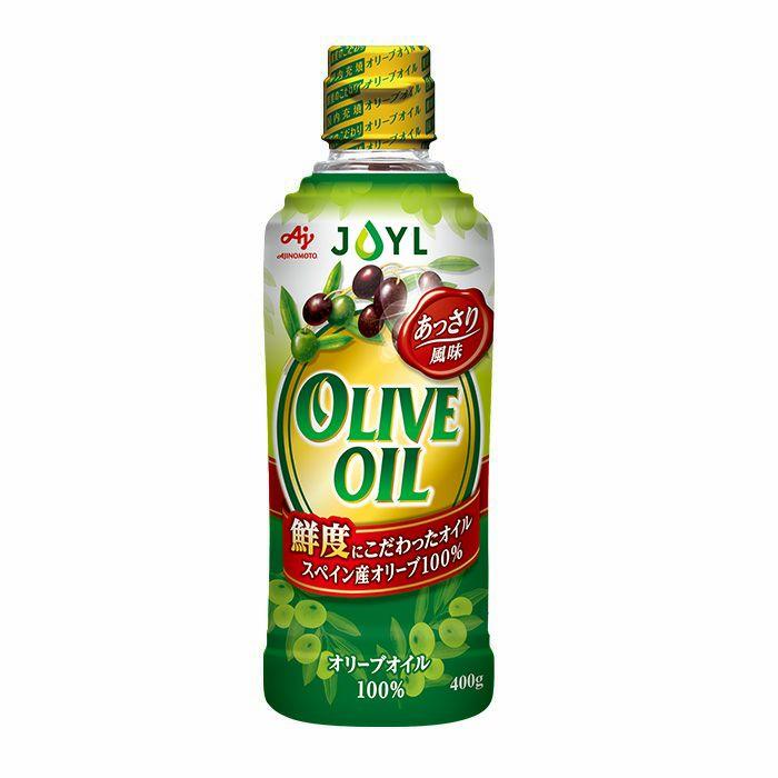 「AJINOMOTO オリーブオイル」 400g瓶
